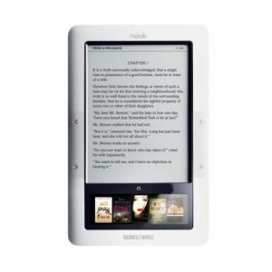 Электронная книга Barnes&Noble Nook Wi Fi - Barnes&Noble