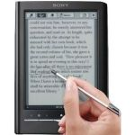 Электронная книга Sony Reader PRS-650 Touch Edition