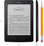 Электронная книга Amazon Kindle 5 Wi-Fi SO