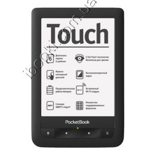 ibooki: электронная книга Pocketbook Touch 622 (Покетбук Тач 622)